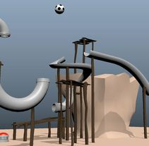 Mi Proyecto del curso: Principios básicos de animación 3D. Um projeto de 3D e Animação de Hugo García         - 03.10.2017