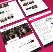 Expobelleza Andalucía. A Design, UI / UX, Information Architecture, Interactive Design, Web Design, and Web Development project by mkg20 - 17-11-2016