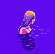 Nada más fuerte que mi paso.. Un proyecto de Diseño e Ilustración de Susana Ríos - 23-08-2017