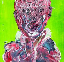 REtrato 6. Un proyecto de Pintura de ezequiel casiano         - 14.10.2017