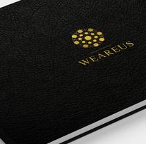 Catálogo para Weareus. A Editorial Design project by Ion Richard         - 16.11.2016