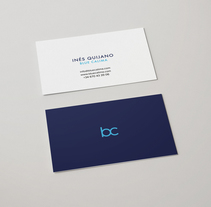 Branding Blue Calima - Identidad y web. A Br, ing&Identit project by Inés Quijano de Hoz         - 30.09.2017