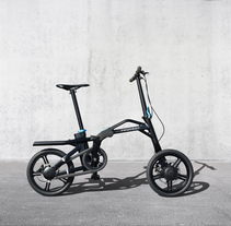 Las 4 mejores bicicletas electricas. A Street Art project by 1931angel         - 31.10.2017