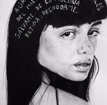 LA PROPOSICIÓN INDECENTE. A Illustration project by Celeste Benassai Brucua         - 02.11.2017