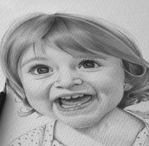 Ilsutración lápiz. A Illustration project by Oscar Geovani Vergara Arias - 21-06-2015