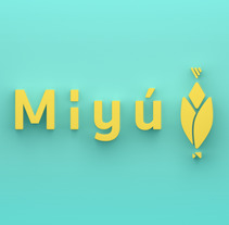 Miyú. A Art Direction, Br, ing, Identit, and Graphic Design project by Alex Quezada         - 07.11.2017