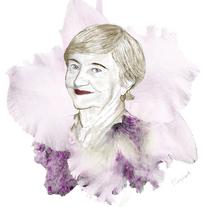 Mi primer retrato ilustrado con photoshop . Un proyecto de Ilustración de Corina López De Sousa         - 23.11.2017