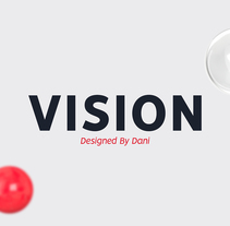 VISION - FREE FONT FAMILY . A Graphic Design, T, and pograph project by bydani         - 27.11.2017