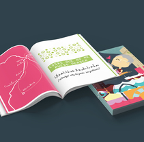 Morocco Tour - Guía de viaje. Um projeto de Ilustração, Design editorial e Design gráfico de Marina Malmar         - 24.04.2017