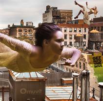 Levitation (Fotomontajes). Un proyecto de Diseño, Dirección de arte, Bellas Artes, Infografía y Retoque digital de Refrito Studio         - 03.10.2015