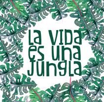 Tarjetas con frases - Quotes. A Illustration project by Luis Antonio Grande López - 12-12-2017