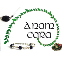 Anam Cara. A Design, Accessor, Design, Crafts, Jewelr, Design, To, and Design project by Angeles Mansito         - 21.12.2017