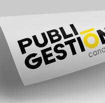 Rediseño de marca para PubliGestión, gracias por confiar en nosotros en este cambio. Nuevo proyecto. A Br, ing&Identit project by oscar Vallés Gil         - 27.09.2017
