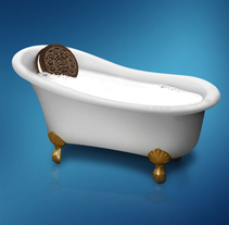 Campaña Oreo 2011. A Art Direction, and Digital retouching project by Mariangeles Valero         - 11.01.2018