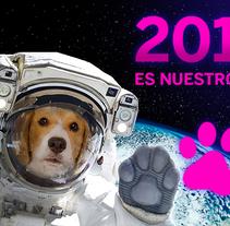 2018, año del perro. Un proyecto de Cop y writing de Álvaro Rodríguez de Miguel         - 09.01.2018