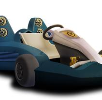 Kart. A Design, Illustration, 3D, and Fine Art project by Daniel Zapata Viciana         - 14.01.2018