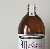 Rediseño: Aromes del Montserrat. Um projeto de Design gráfico de carlalloretpuig         - 15.01.2012
