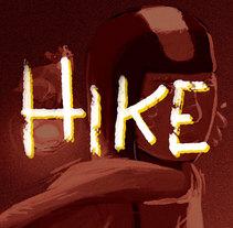 Hike. Un proyecto de Ilustración y Animación de Daniel Jimenez - 24-01-2018