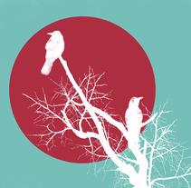 Los cuervos son rencorosos y nunca olvidan una cara. A Graphic Design project by main  - 26-01-2018