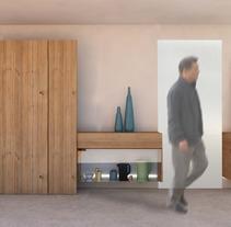 Un Ático en Eixample, Barcelona. Um projeto de Arquitetura, Design industrial, Arquitetura de interiores e Design de interiores de Ivanka Moravová         - 02.02.2018