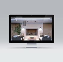 Diseño web Beneito&Faure. A Graphic Design, Lighting Design, and Web Design project by Laura Núñez         - 05.02.2018