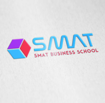SMAT BUSINESS SCHOOL. A Design, Advertising, Accessor, Design, Br, ing, Identit, Editorial Design, Graphic Design, T, pograph, Web Design, Digital retouching, Vector illustration&Icon design project by Jose Manuel Nieto Sánchez         - 09.02.2018