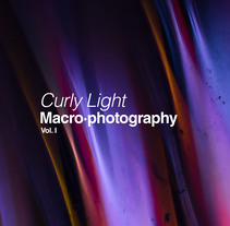 Curly Light | Macro·photography Vol. I. A Photograph project by Eduardo Cámara         - 11.02.2018