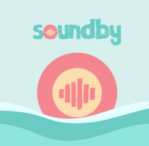 Soundby for NY Contest - Alfatec / Mobilendo. A UI / UX project by Pàul Martz         - 12.07.2015