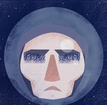 Mi Proyecto_Ilustración original de tu puño y tableta-Rocket Man. A Illustration project by Susana López-Varó         - 25.02.2018