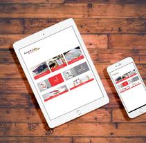 Banners para web. Un proyecto de Diseño Web de Ana Margarita Martinez Roa         - 12.02.2018