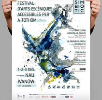 Simbiòtic Festival 2017. Un proyecto de Diseño, Br, ing e Identidad y Bellas Artes de Miriam Pérez Boix         - 28.02.2018