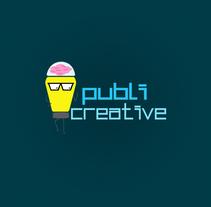 PubliCreative. A Design, Br, ing&Identit project by Julio Orozco         - 12.03.2018
