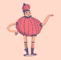 teapot. A Design, Illustration, and Character Design project by flor mocasin         - 12.03.2018