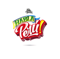 HABLA PERÚ - LETRA PERUCHA. Um projeto de Ilustração e Lettering de Harol Gómez Sojo         - 15.03.2018
