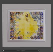 Pintura Mural (WebGL + WebVR). A 3D, Architecture, and Fine Art project by generalista 3d         - 25.03.2018