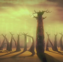 teaser mandinga. A Film, Video, TV, 3D, Animation, VFX, and Rigging project by wuilmer Davila Bonet         - 28.03.2018