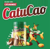 PLV Catucao (Catunambu). Um projeto de Design e Design gráfico de Julieta Giganti         - 02.04.2018