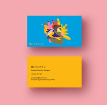Identidad I Branding. A Design, Art Direction, Br, ing&Identit project by Ion Benitez         - 13.04.2018