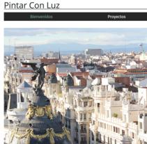 Página web. A Web Design project by Azahara Sánchez         - 22.01.2015